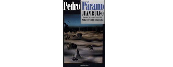 Pedro Páramo book cover mexico day of the dead