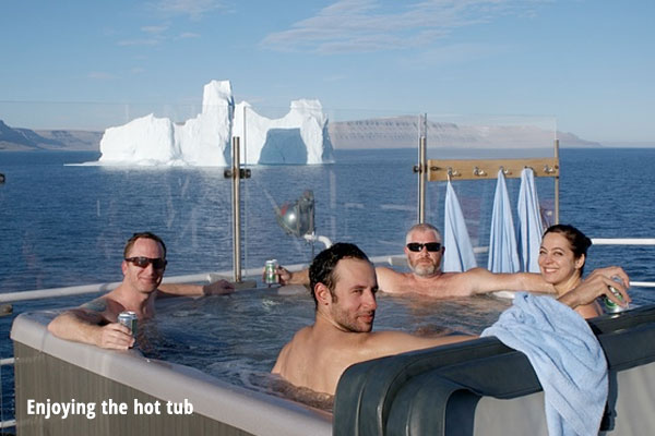 akademik ioffe hot tub