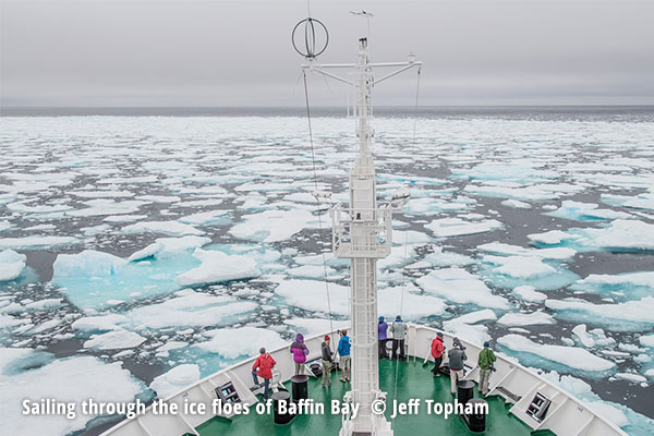 Jeff Topham One Ocean Expeditions Arctic