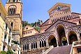 Ornate Amalfi Cathedral