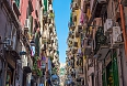 Colourful streets of Naples