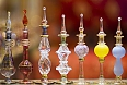 Egyptian perfume bottles