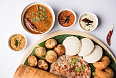 Masala dosa, idlis, and more