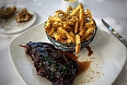 Steak frites  (Photo by: Shelby L. Bell)