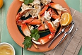 The local cuisine is renowned for its excellence, particularly its wonderful seafood dishes.