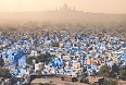 "The ""Blue City"" of Jodhpur"