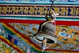 Bell in a Bhutanese Monastery