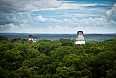 The fabled Maya city of Tikal is the most grandiose set of ruins we will visit. It is also a great place to watch wildlife!
