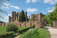 Kenilworth Castle ruins