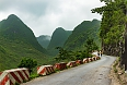 Mountains in Ha Giang