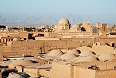 Rooftops of Yazd