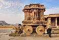 The Jewel of Hampi, the 16th Century Stone Chariot