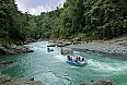 Rafting on the scenic Pacuare River